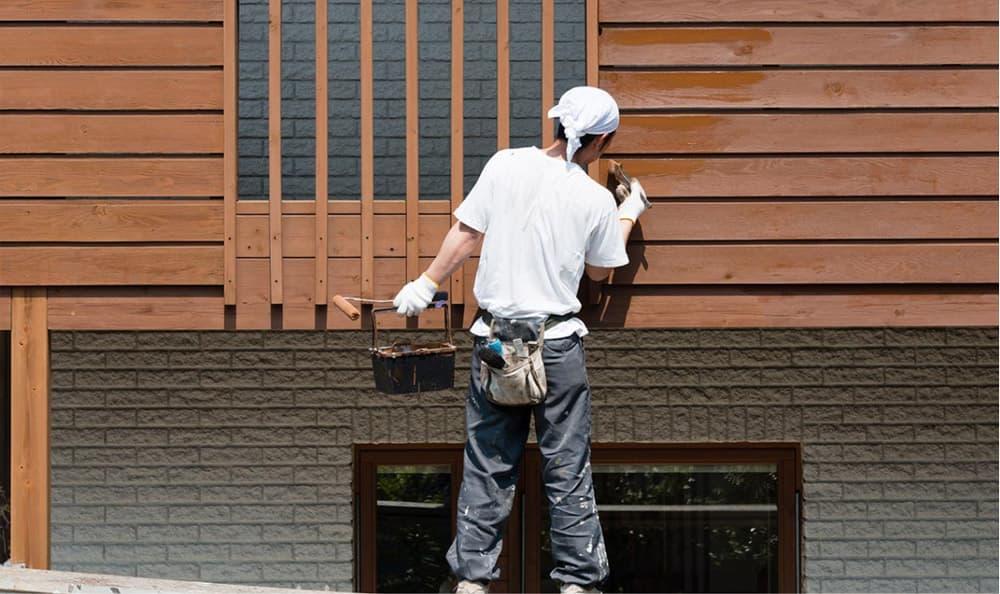 外壁塗装のイメージ